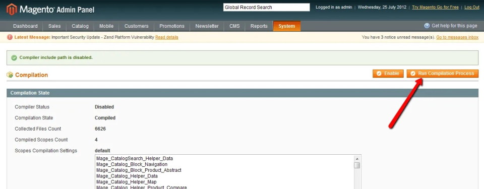 Magento Commerce Software - 3