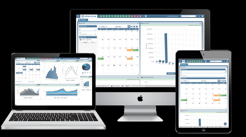 Inform ERP Software - 1