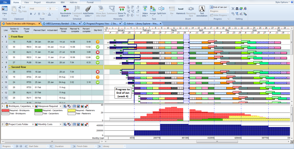Powerproject Software - 4