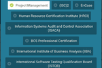Skillsoft screenshot: Skillsoft interests