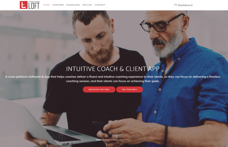 Coaching Loft Software - Intuitive & Easy to Use
