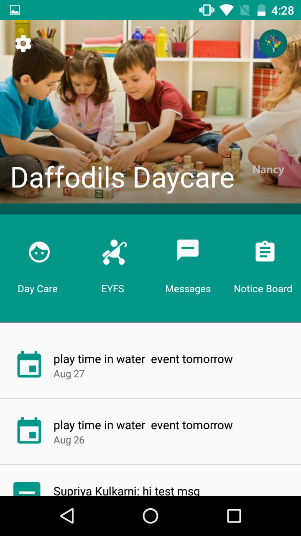 Daycarez Software - 1