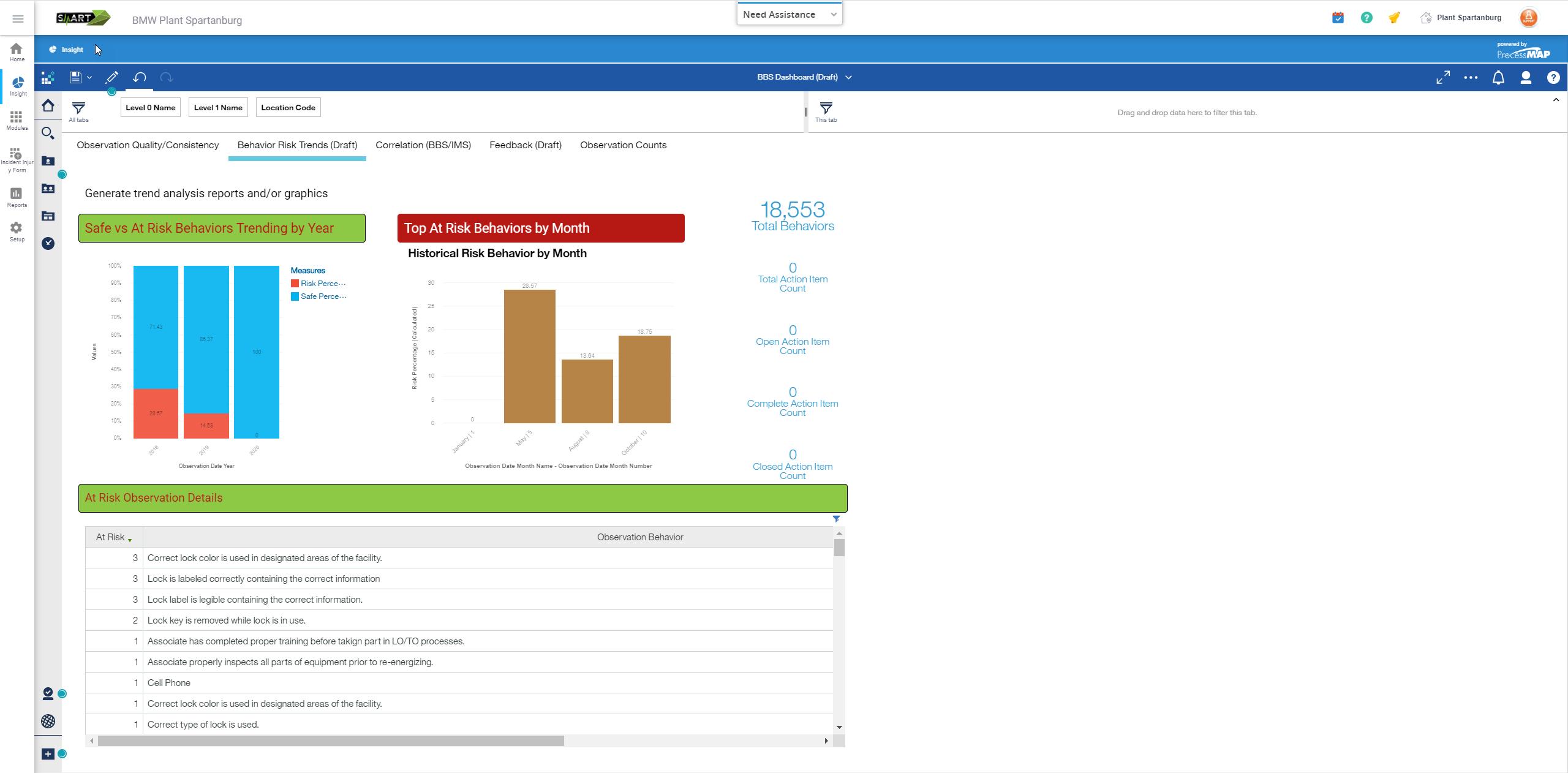 ProcessMAP EHS Platform Software - 3