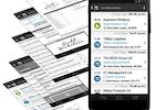 BigChange screenshot: JobWatch workflow builder