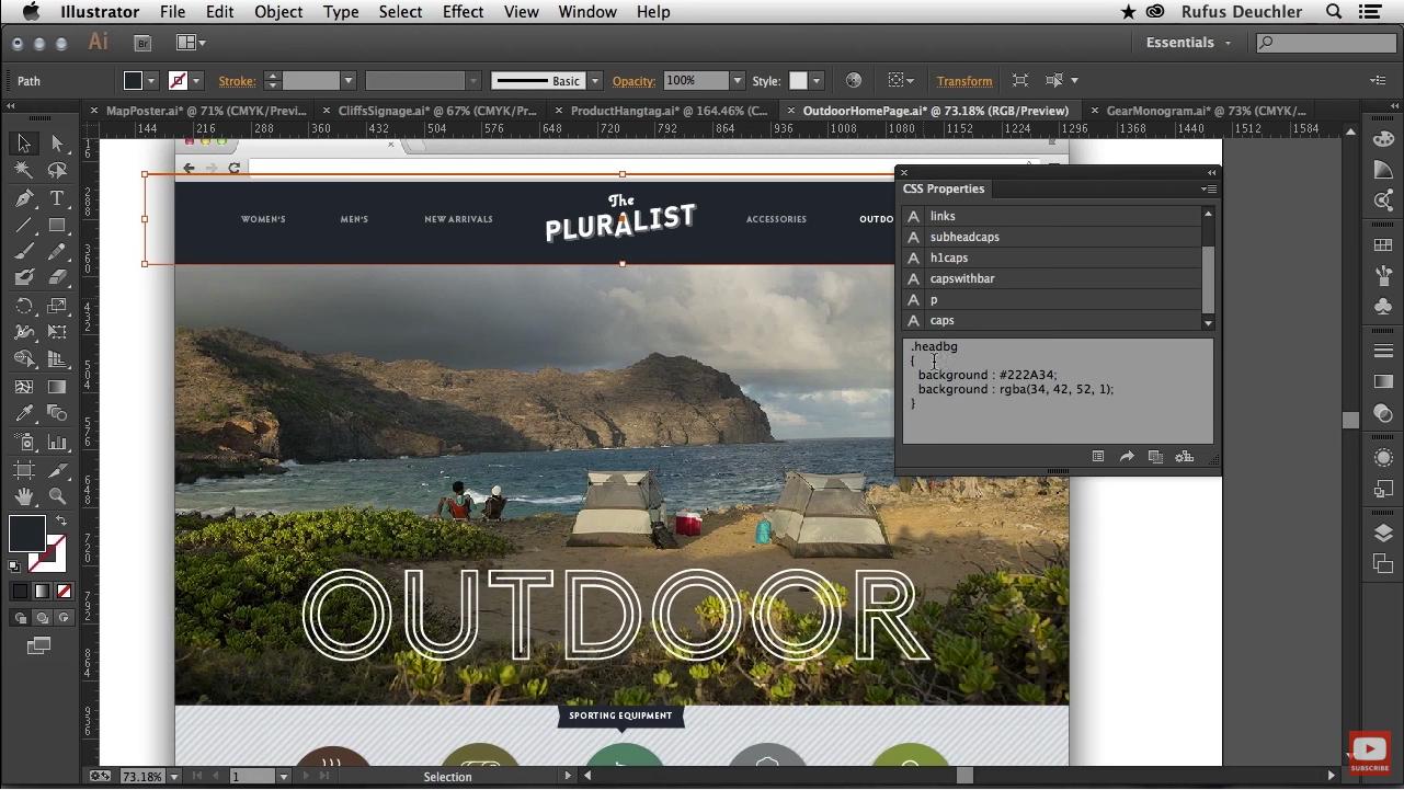 Adobe Illustrator Software - 4