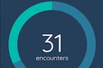 Claimocity screenshot: Claimocity encounters