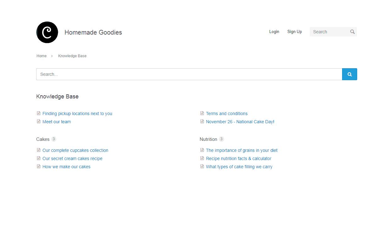Helprace Software - Knowledge Base System