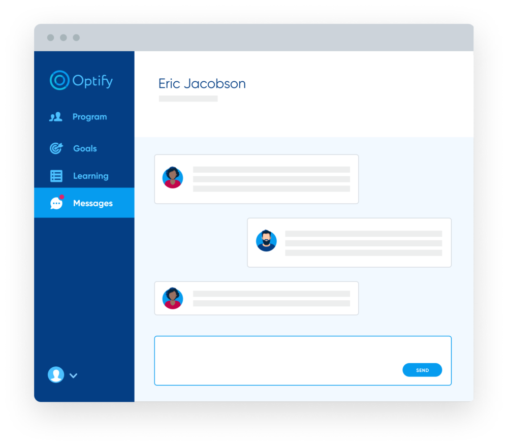 Live chat with your clients