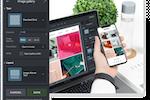 Schermopname van Marketing 360: Modern mobile website design for any business.