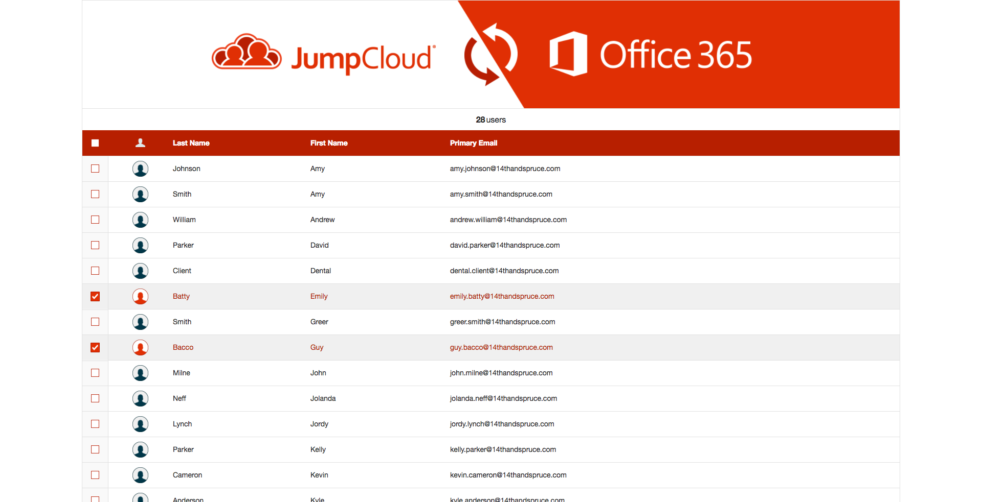 Import user accounts from O365 with JumpCloud's Office 365 directory integration