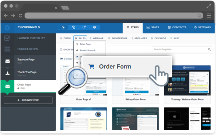 ClickFunnels Software - 4