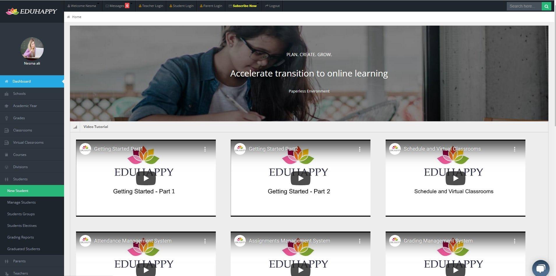 EDUHAPPY Software - 1