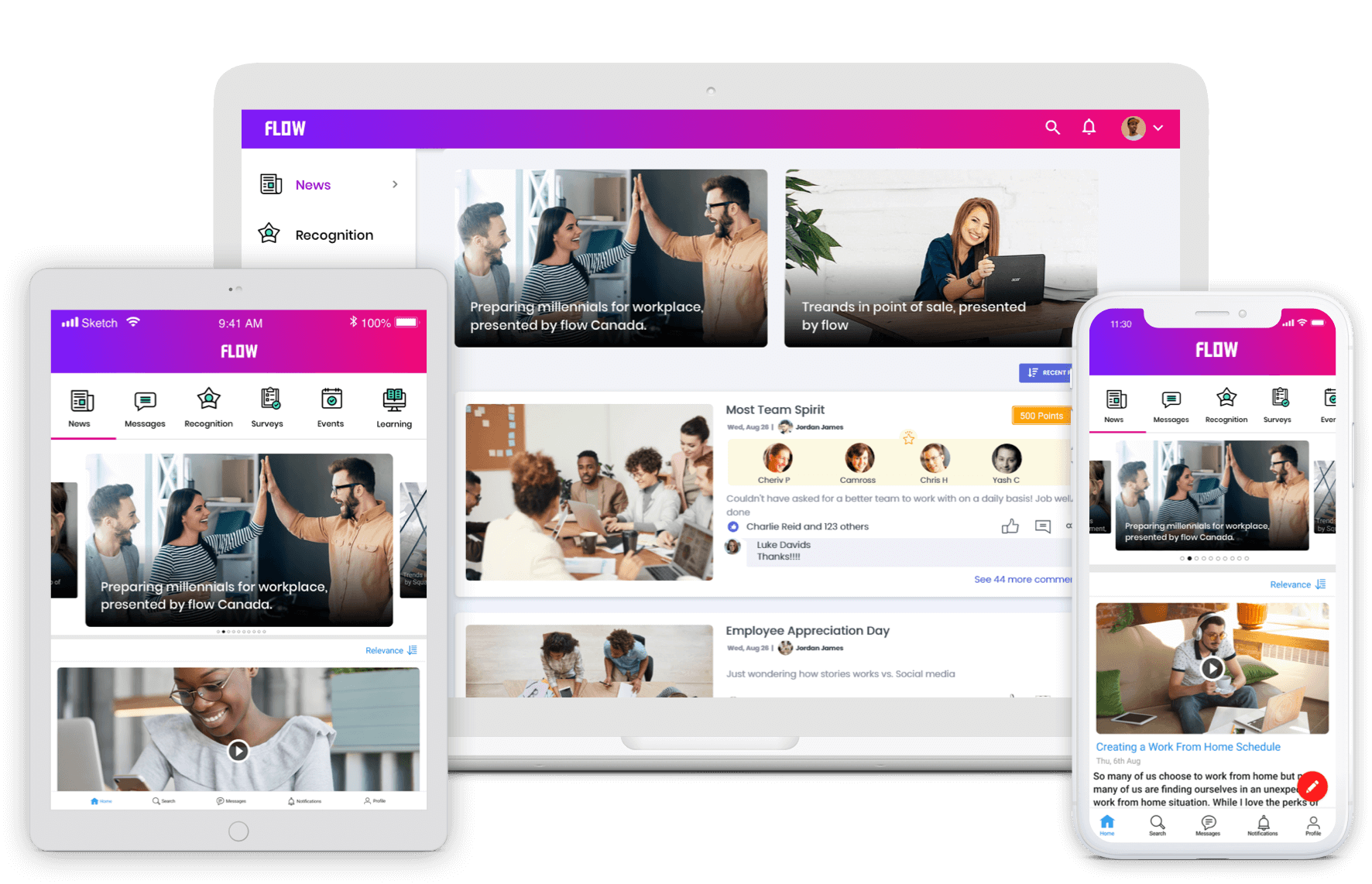 HubEngage Software - Your perfect, affordable, employee experience platform to enhance engagement and communication to all your people.