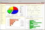 WinLIMS.NET Forms Client screenshot: WinLIMS reports