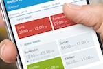 Planday screenshot: App: Easily edit & create new shifts