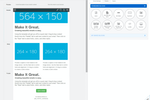 Net-Results screenshot: Drag and drop, responsive templates make it easy to create beautiful emails in minutes