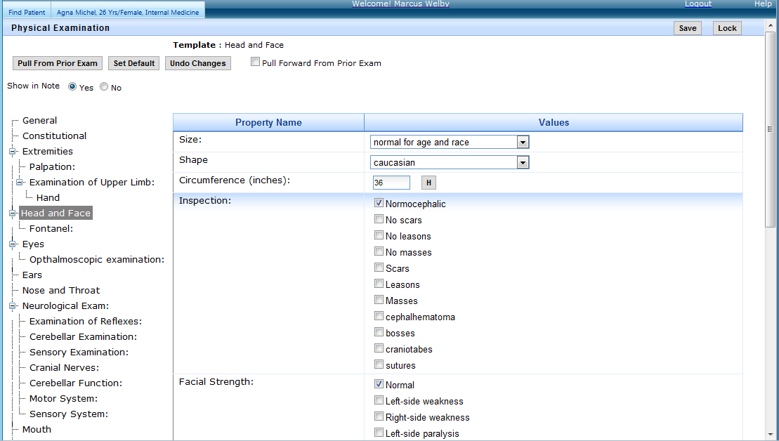 Enablemypractice Software - Templates