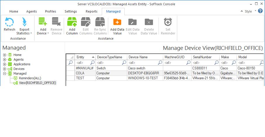 SofTrack Software - 3