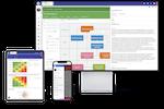 FullyInControl screenshot: Ons platform is te gebruiken of diverse devices