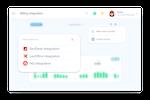awork Screenshot: awork billing-tool integration