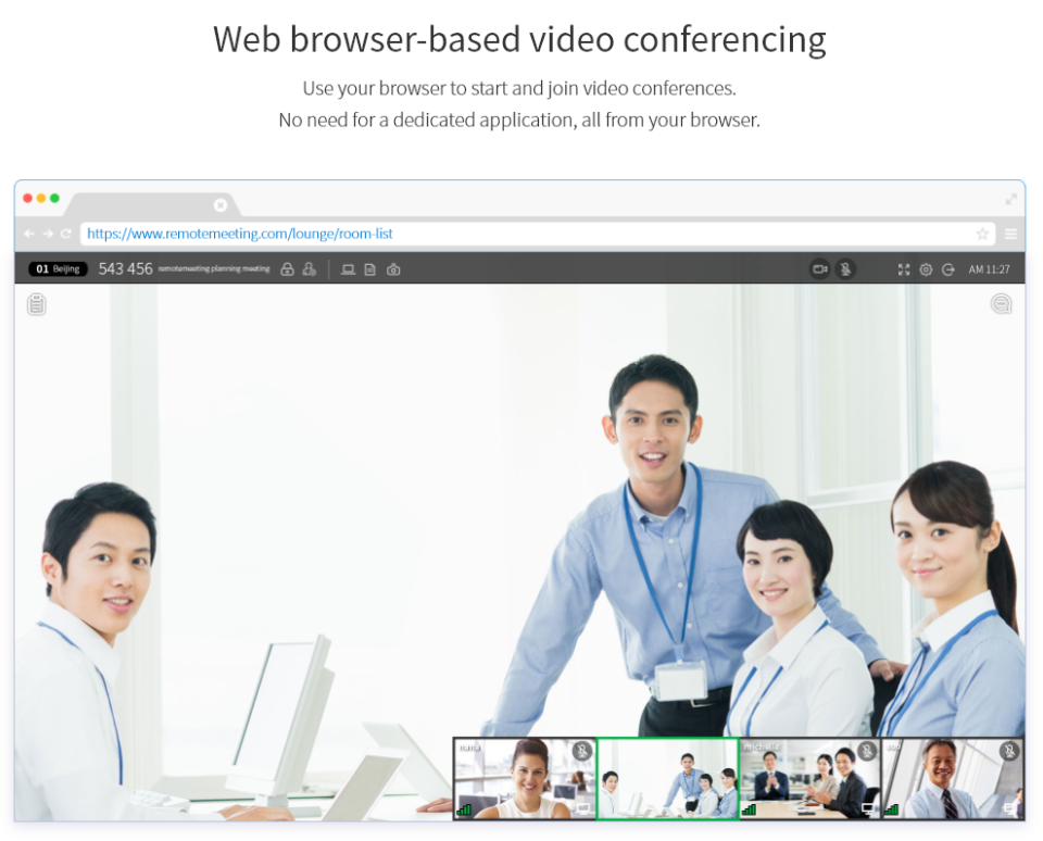RemoteMeeting Software - 1