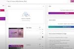 Capture d'écran pour encaptiv : encaptiv presentations