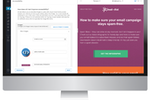 Email on Acid screenshot: Connect with more subscribers. Campaign Precheck's accessibility tool lets you optimize your code for screen readers and visually impaired subscribers.