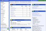 extendedReach screenshot: Personalized homepages provide employees with an overview of their workload