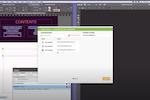 GoCopy Screenshot: GoCopy sending stories & choosing editors