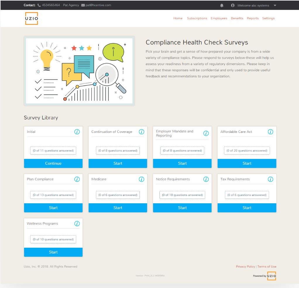 UZIO Software - UZIO compliance