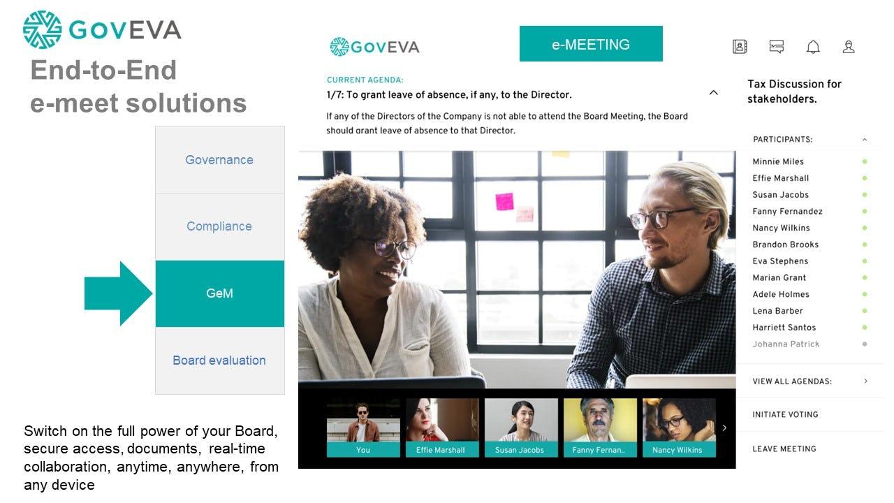 GovEVA Software - 1