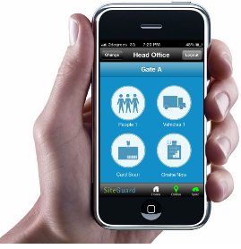 Mobile Visitor and Contractor Management - Perfect where no computer access is available