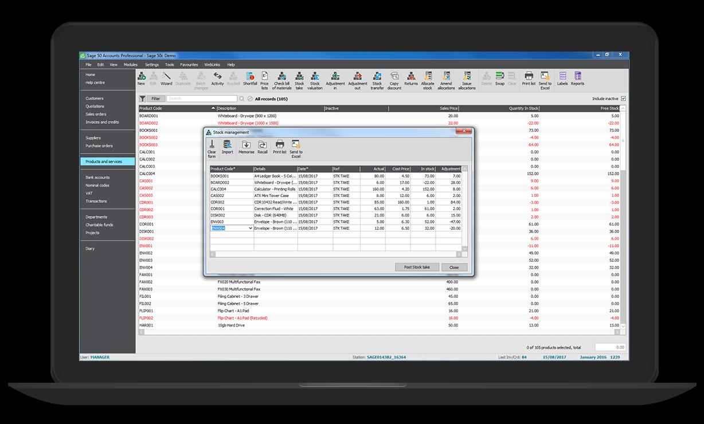 Sage 50cloud Software - 5