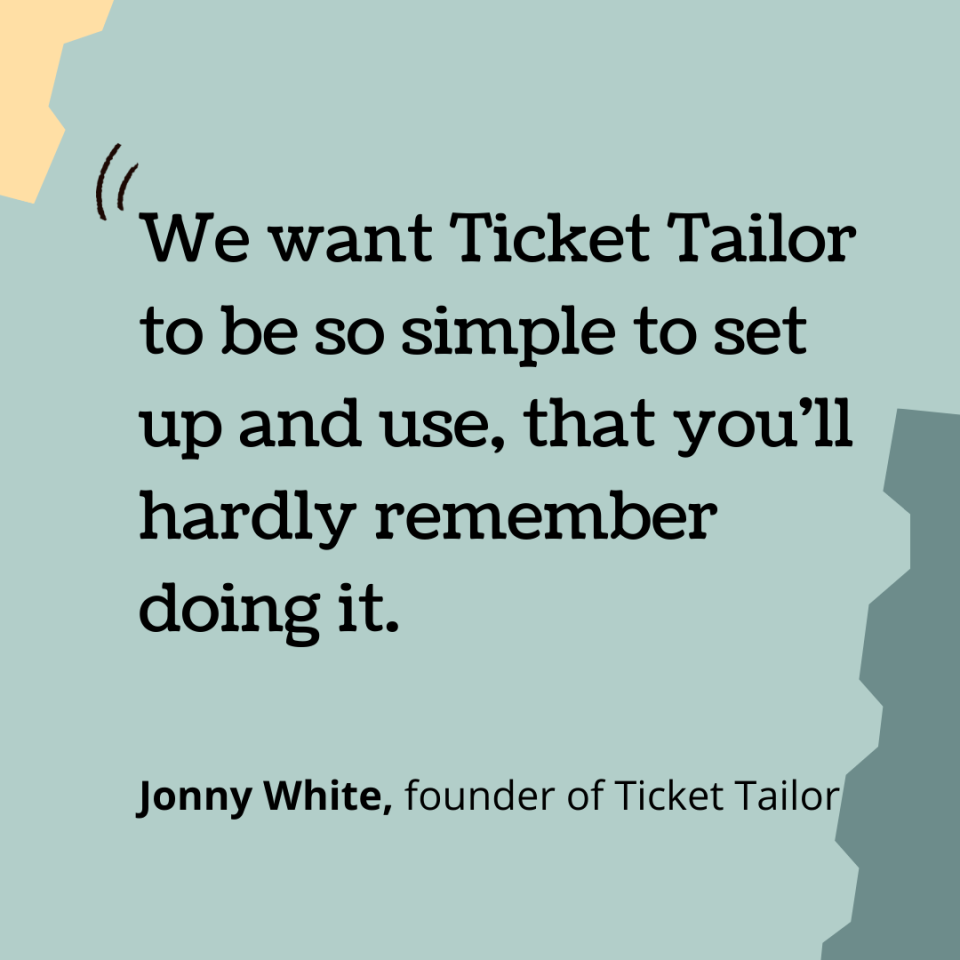 Ticket Tailor Software - 5