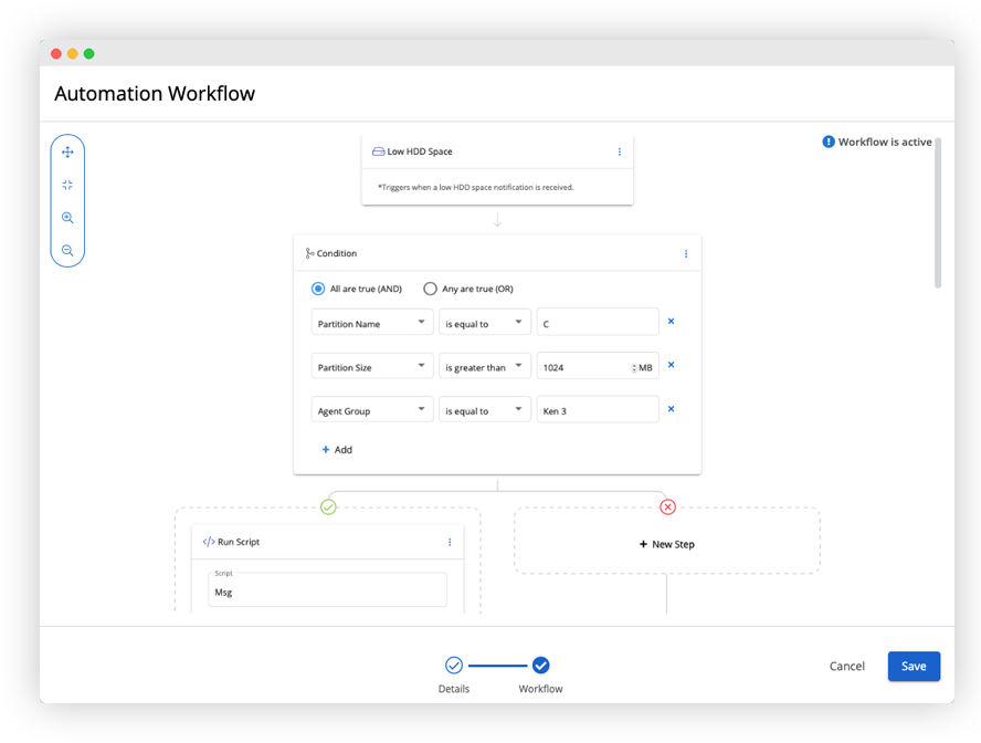 Automation & IT Issue Auto-Remediation with Intuitive UI