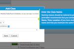 Capture d'écran pour Jackrabbit Care : Adding class details Jackrabbit Care