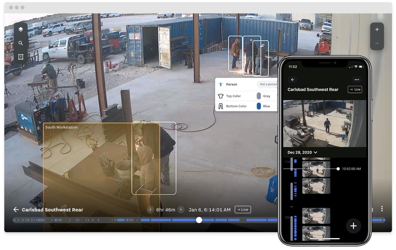 Samsara Software - Desktop and Mobile View