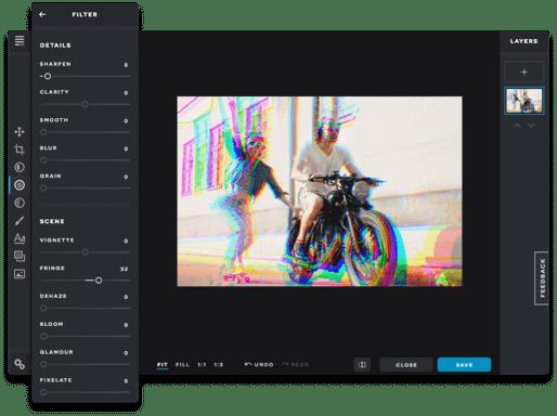 Pixlr Software - Pixlr filters