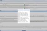 Net Health Hospice screenshot: Allergy and drug-to-drug warnings