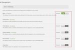 Captura de pantalla de MemberClicks: Attribute Management - Memberclicks