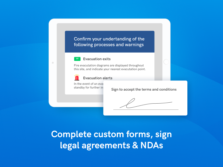 Customise your sign in forms