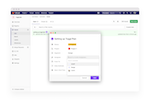 Capture d'écran pour Toggl Plan : Chrome extension to add tasks to Toggl Plan from any other webapp.