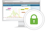 Capture d'écran pour QlikView : Secure data