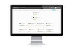 Captura de tela do Betterworks: BetterWorks goal chart