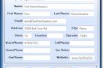 SpitFire screenshot: SpitFire agent log interface