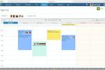 Twproject screenshot: Twproject shared agenda