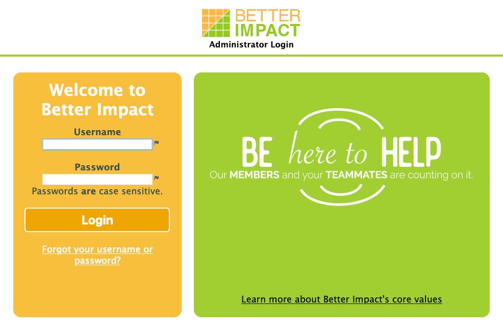 Volunteer Impact Logiciel - 1