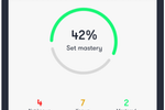 TalentCards screenshot: TalentCards Learner Progress