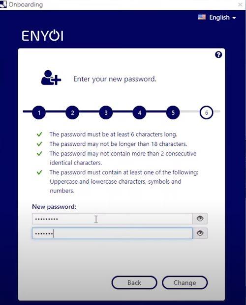 SSRPM reset passwords