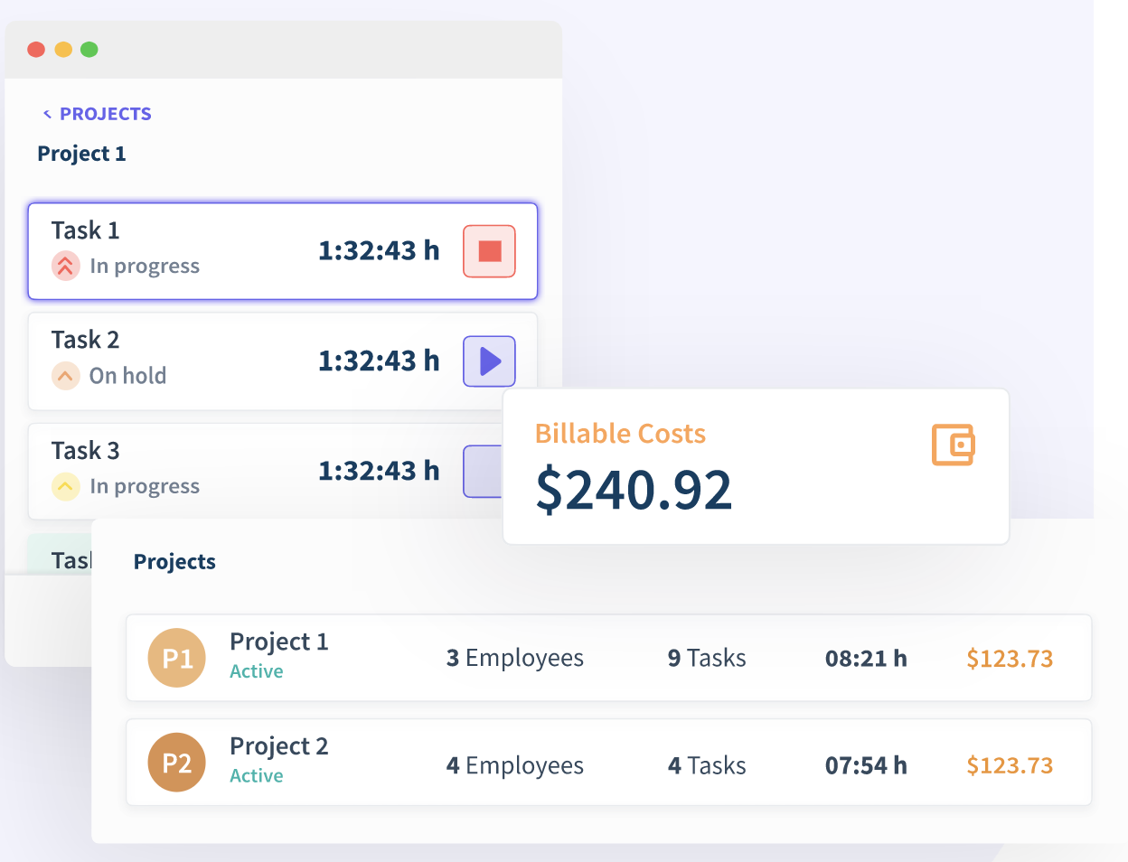 Workpuls time tracking